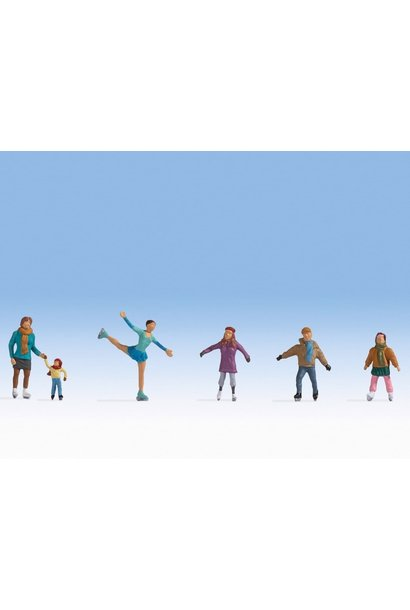 36824 Ice Skaters