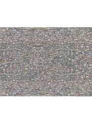 """NOCH 56940 3D-Kartonplatte """"Bruchsteinmauer"""""""