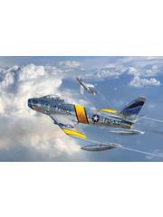 "Italeri 1426 1:72 Bouwpakket F. 86 F Sabre""Mig Killer"""