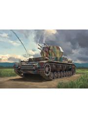 Italeri 7074 1:72 Bouwpakket Flakpanzer IV Wirbelwind