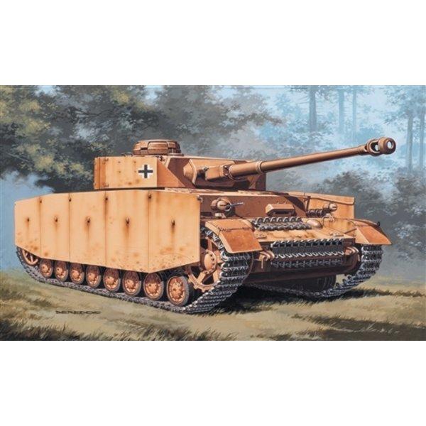 Italeri 7007 1:72 Bouwpakket Panzer. KPFW. IV