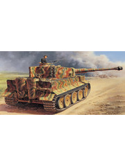 Italeri 6507 1:35 Bouwpakket Pz.Kpfw.VI TIGER I Ausf.E mid production