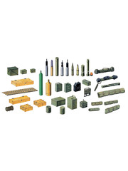 Italeri 6423 1:35 Bouwpakket MODERN BATTLE ACCESSORIES