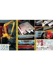 Italeri 3854 1:24 Bouwpakket Truck Accessoires Set II