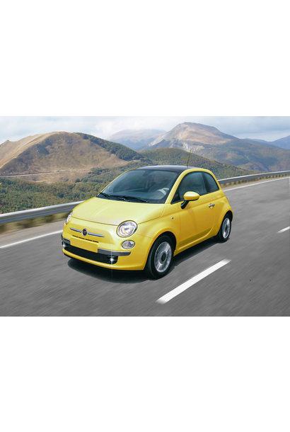3647 1:24 Bouwpakket Fiat 500 (2007)