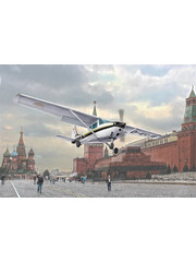 Italeri 2764 1:48 Bouwpakket Cessna 172 Skyhawk II