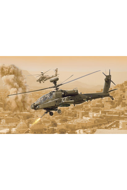 2748 1:48 AH-64D APACHE LONGBOW/met NL decals