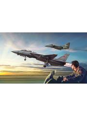 """Italeri 1422 1:72 US Navy Fighter """"top Gun"""""""