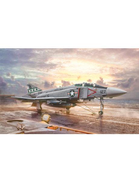 Italeri 2781 1:48 F-4J Phantom II