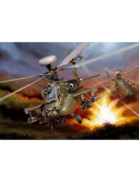 Italeri 863 1:48 AH-64 D APACHE LONGBOW