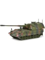 Schuco H0 Panzerhaubitze 2000 Bundeswehr