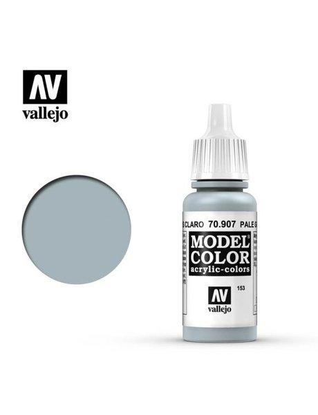 Vallejo MODEL COLOR PALE GREYBLUE