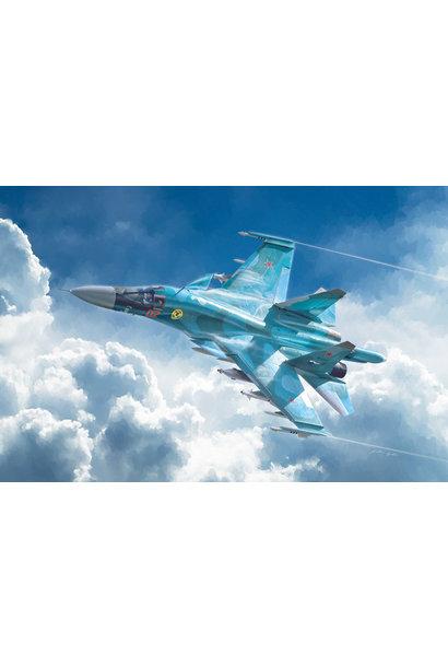 """1379 1:72 SUKHOI SU-34 """"FULLBACK"""""""