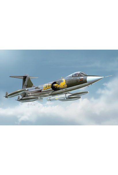 "1296 1:72 F-104 G ""Starfighter"""