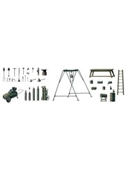 Italeri 0419 1:35 FIELD TOOL SHOP