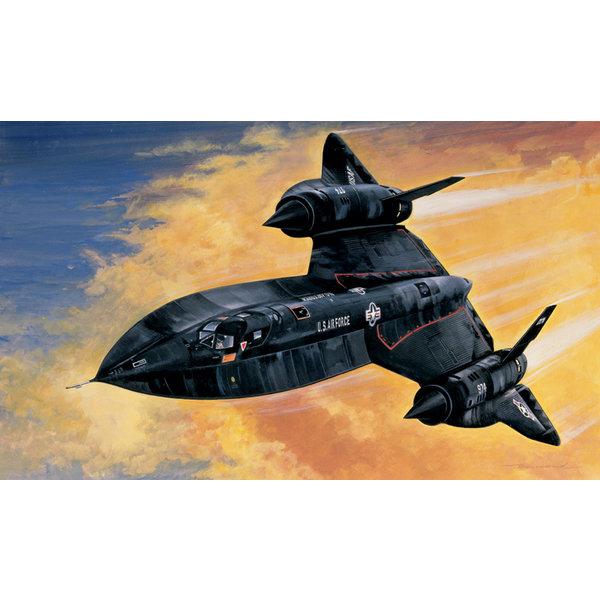 Italeri 0145 1:72 SR-71 BLACKBIRD with DRONE