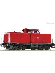 Roco 52525 Diesellocomotief BR 212 van de DB AG, SBB (DC Sound)