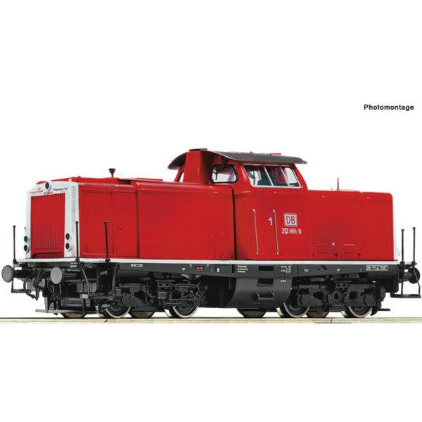 Roco 58525 Diesellocomotief BR 212 van de DB AG, SBB (AC Sound)