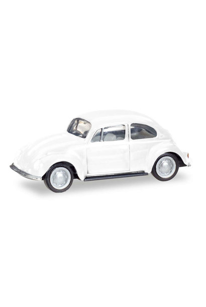 013253 VW Kever, wit (Minikit)