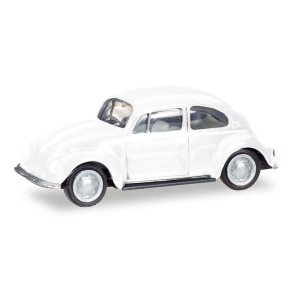 Herpa 013253 VW Kever, wit (Minikit)
