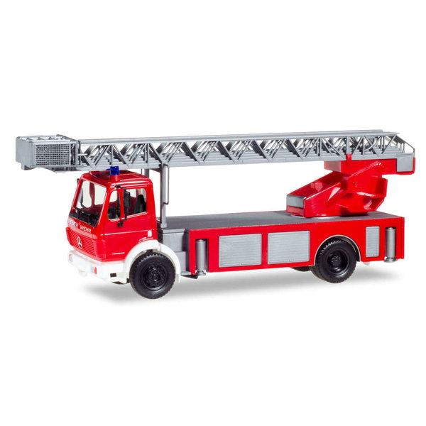 Herpa 094108 Mercedes Benz SK 88 Drehleiter Feuerwehr