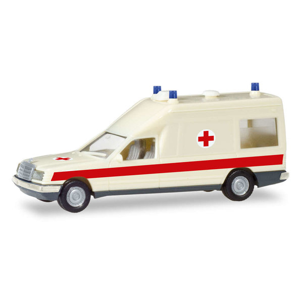 Herpa 094153 Mercedes Benz Miesen Ambulance