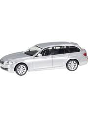 Herpa 034401-005 BMW 5 Touring, zilver metallic