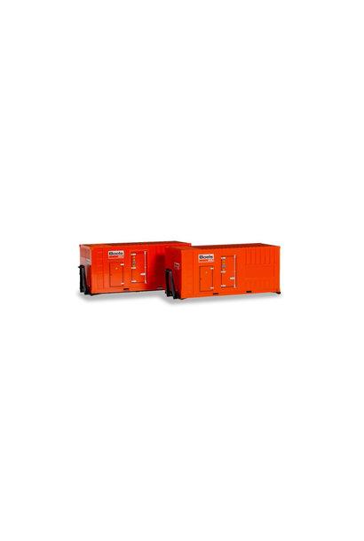 76890 20 ft. Stromaggregat Boels (2 st.) (NL)