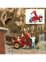 Busch 7882 Tractor reparatie