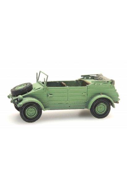 387.237 Kübelwagen VW 82 groen CIVIEL