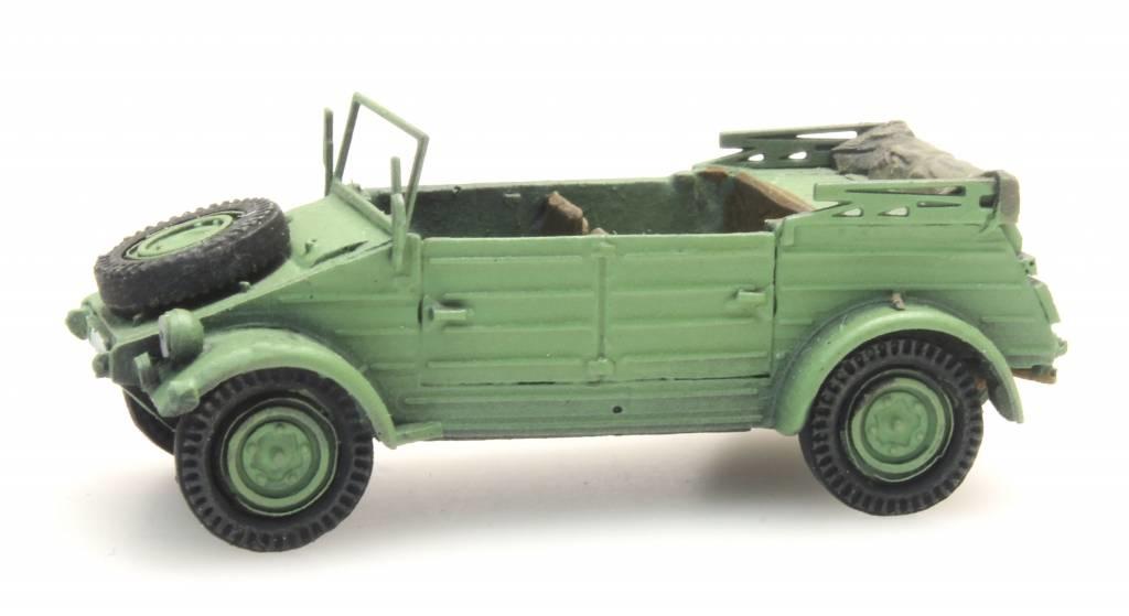 387.237 Kübelwagen VW 82 groen CIVIEL-1