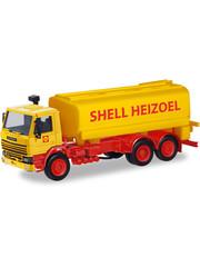 Herpa 310956 Scania 112 TankLKW Shell