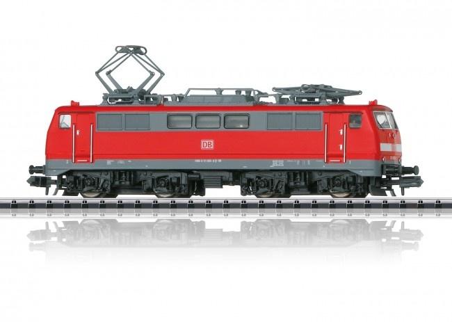 16111 Elektrische locomotief BR 111 van de DB AG-1