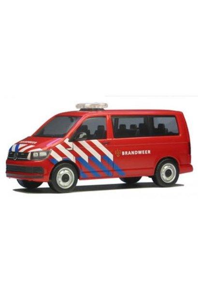 VW T6 Brandweer NL