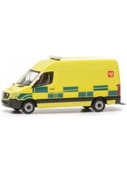 Herpa Ambulance Belgie