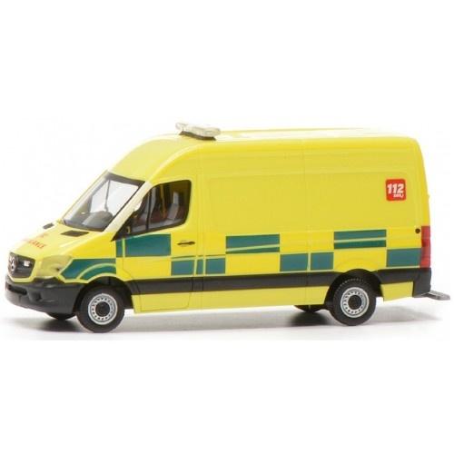 Ambulance Belgie-1