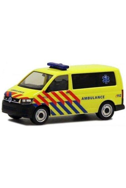 VW T6 Ambulance NL