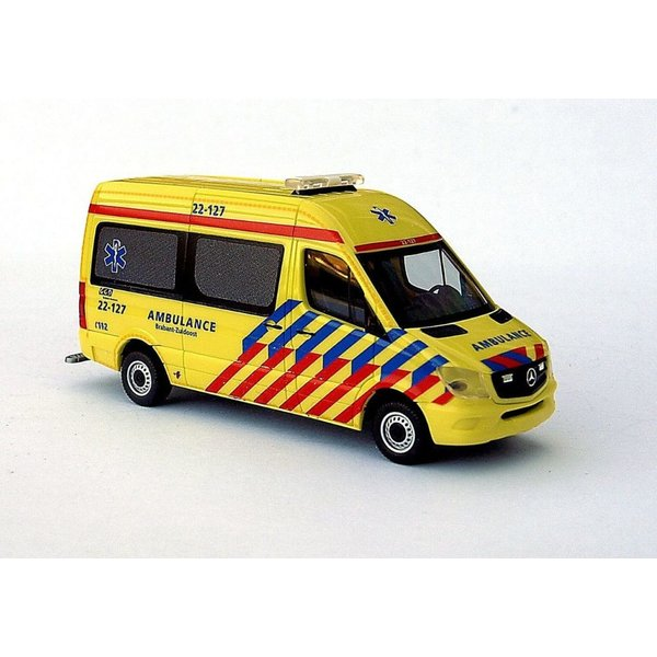 Herpa Ambulance Sprinter NL