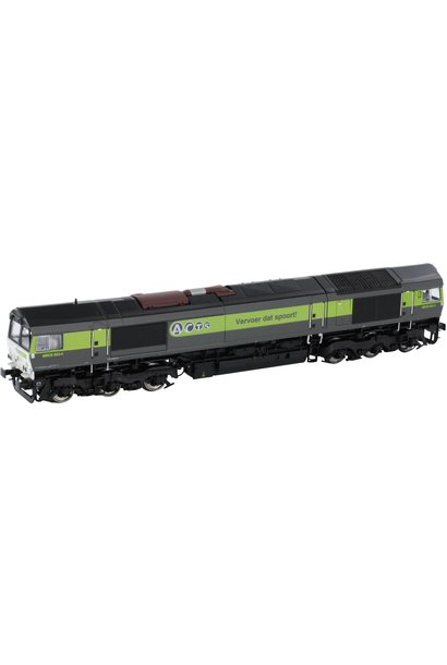 58593 zware diesellocomotief Class 77 van de ACTS DC digitaal
