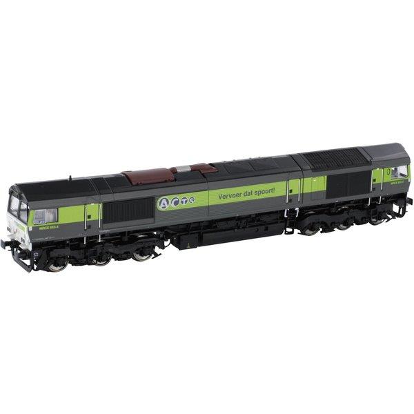 Mehano 58593 zware diesellocomotief Class 77 van de ACTS DC digitaal