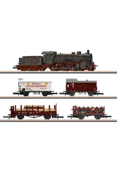 81302 Länderbahn Güterzug KPEV EP.