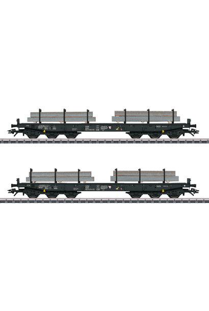 48658 Schwerlastwagen-Set NS