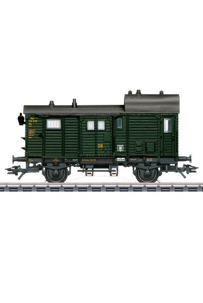 46986 Güterzug-Gepäckwagen Pwg DB