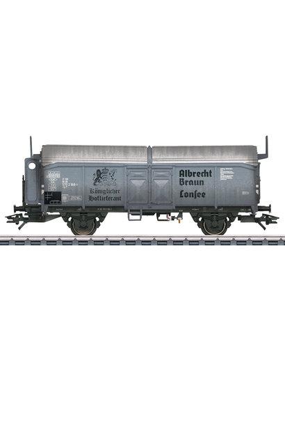 45087 Schiebedachwagen Kmmks 51 DB
