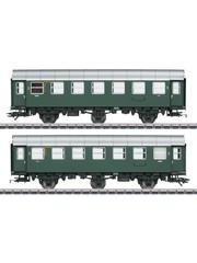 Märklin 43185 Umbauwagen-Paar 3.Kl.DB