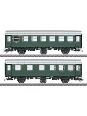 Märklin 43174 Umbauwagen-Paar 2./3.Kl.+3.Kl