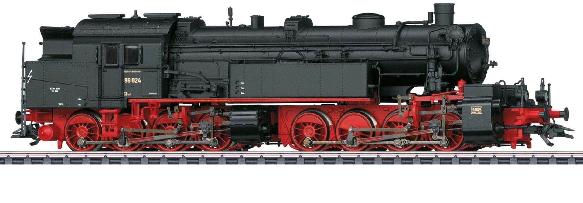 39961 Dampflok Baureihe 96 DRG