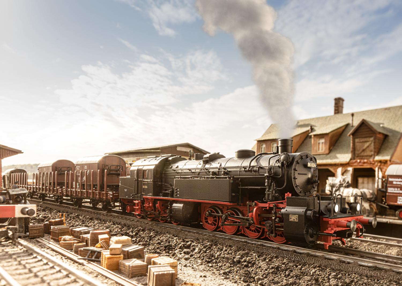 39961 Dampflok Baureihe 96 DRG-2