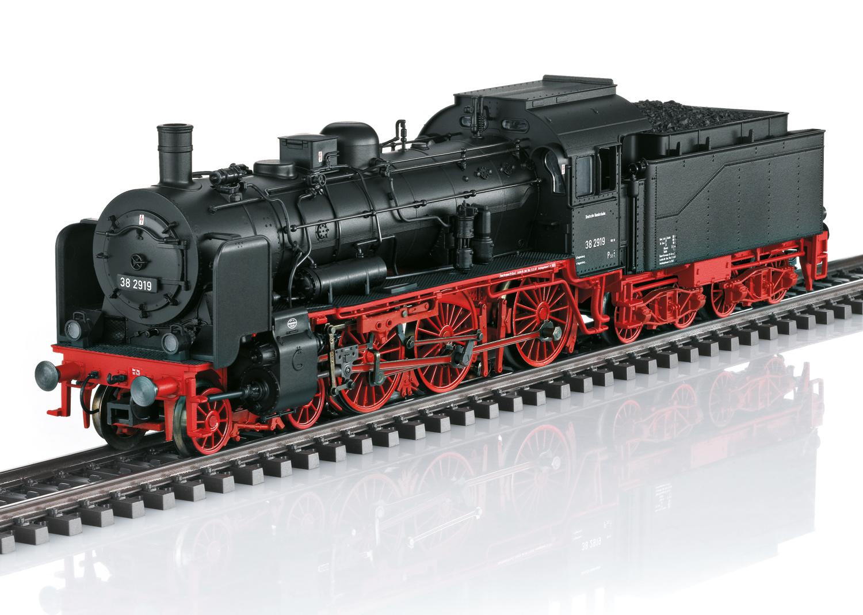 39380 Dampflok BR 38 DB-1