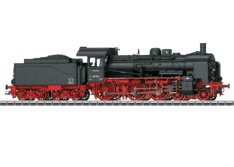 39380 Dampflok BR 38 DB-2